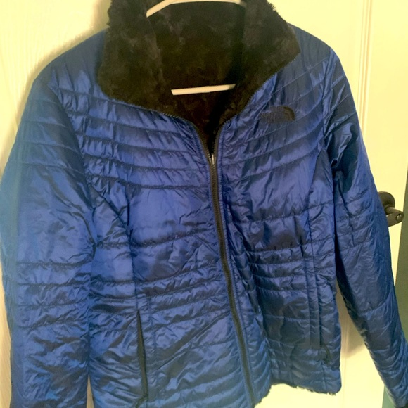 The North Face Royal Blue Insulated Jacket